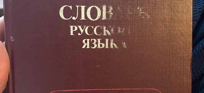 Dictionary of Russian Idioms